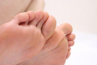 foot-woman
