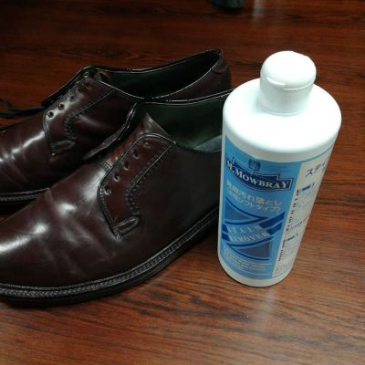 cordovan-hanovershoes-stainremover